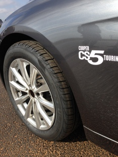 Cooper Introduces Cs5 Phases Out Cs4 Tire Review Magazine