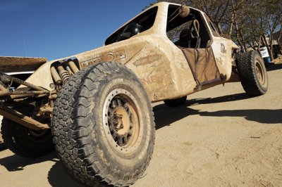 Jiffy Lube Top Off Policy >> BFG Takes on Baja With New All-Terrain Tire - Tire Review Magazine