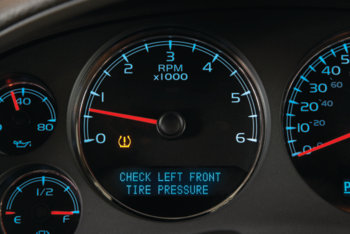 Indirect Tire Pressure Monitoring Systems Making A Comeback On