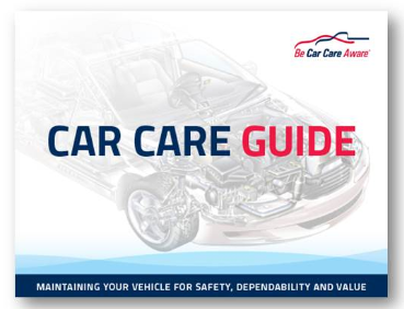 car care guide available for order rh tirereview com New Dog Care Guide New Dog Care Guide