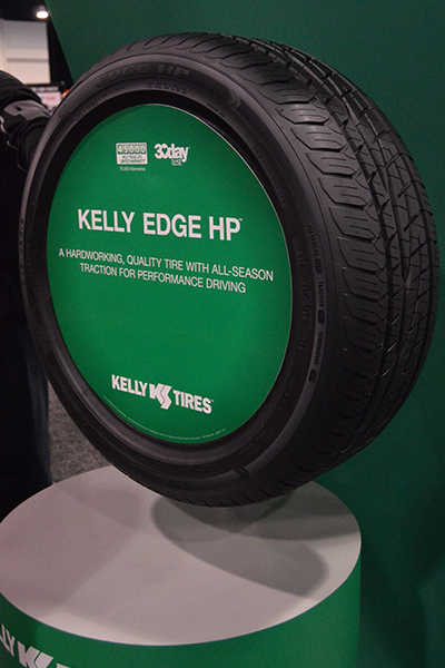 Goodyear Unveils Several Tires At Conference Tire Review Magazine