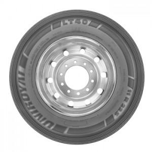 Michelin X Lt A S Review >> Uniroyal LT40 Trailer Tire SmartWay Verified - Tire Review Magazine
