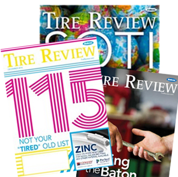 Tire Review Staff