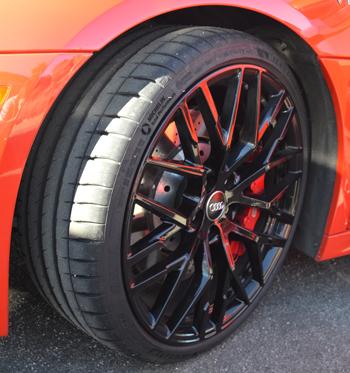 michelin launches pilot sport 4s tire review magazine. Black Bedroom Furniture Sets. Home Design Ideas