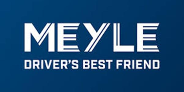Meyle's logo.