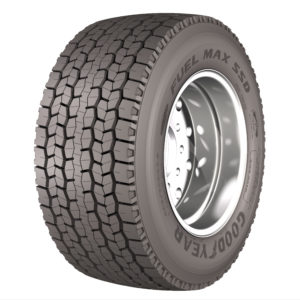 Goodyear Fuel Max SSD wide base tires