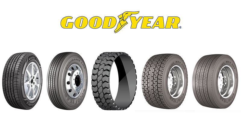 New Goodyear Tires 2018