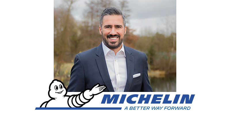 Anish Taneja, Michelin Europe North CEO.