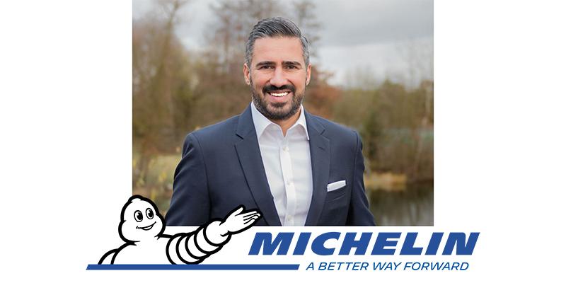 Anish Taneja, Michelin Europe North CEO.