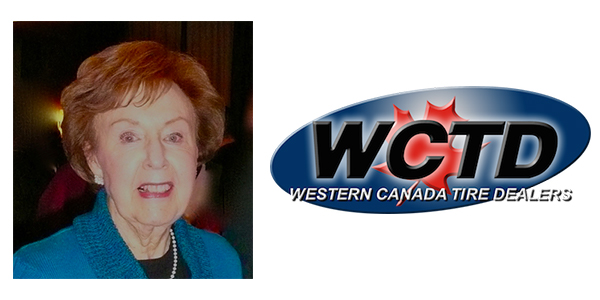 Olive Storey, Western Canada Tire Dealer