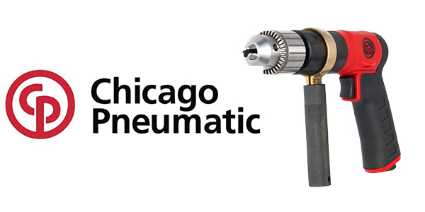 Chicago Pneumatic drill