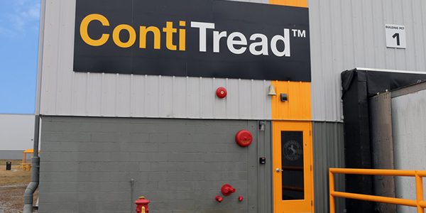 Continental Starts Production Of Retread Rubber At Mt Vernon