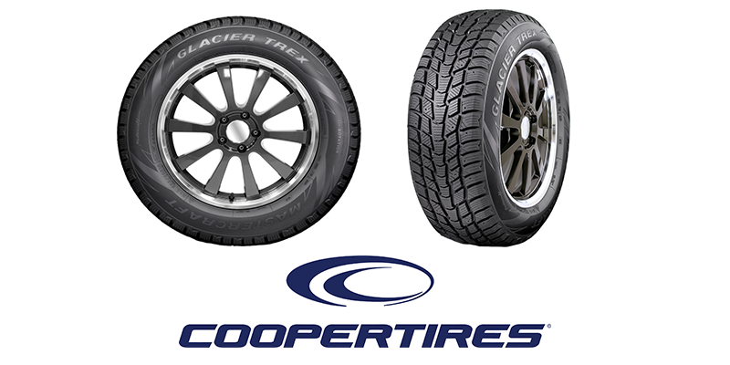 Cooper Tire Mastercraft Glacier Trex Snow Tire
