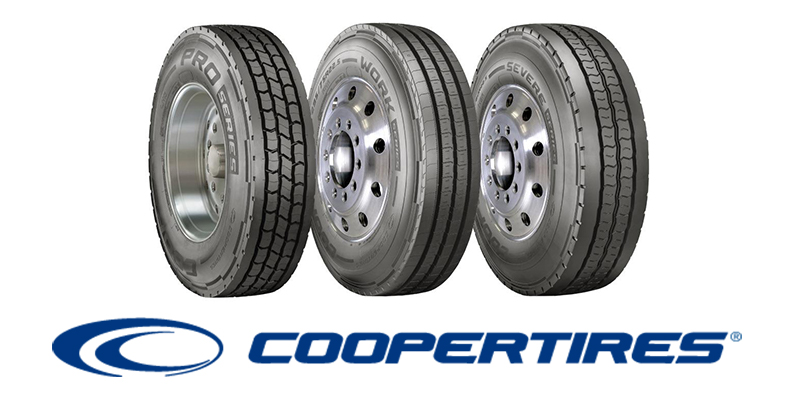 Cooper truck bus radial tires