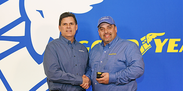 Goodyear Highway Hero Award 2018 MATS