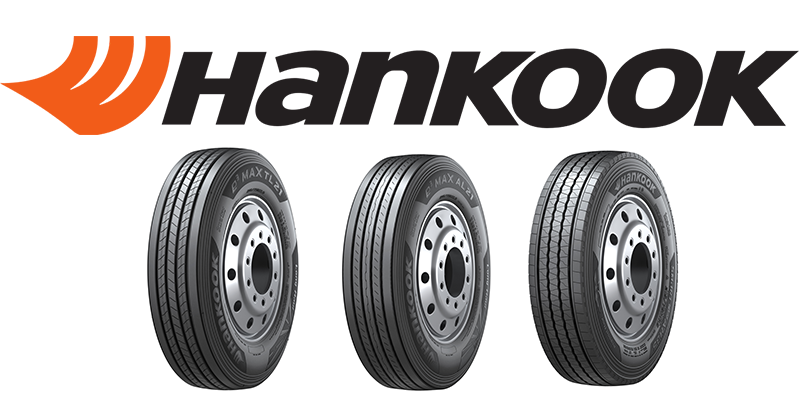 Hankook SmartFlex AH35 AL 21 TL 21 New Truck Bus Tires