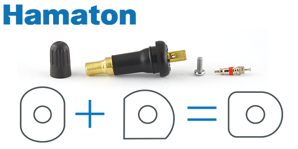 Hamaton Replacement TPMS valves