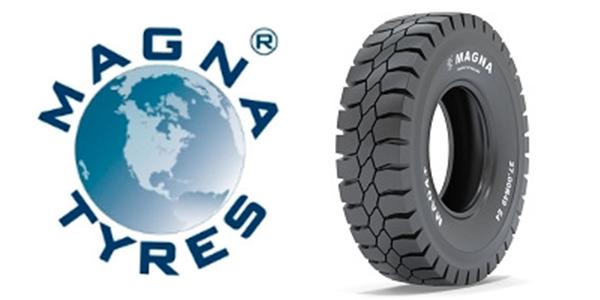 Magna Tyres rigid Dump trucks tires