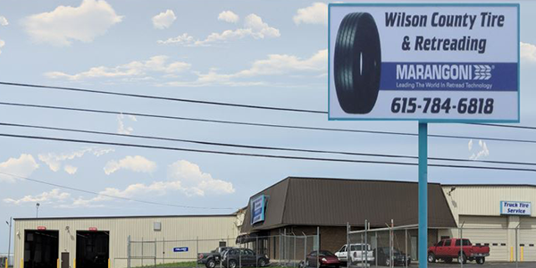 Wilson County Tire and retreading expansion