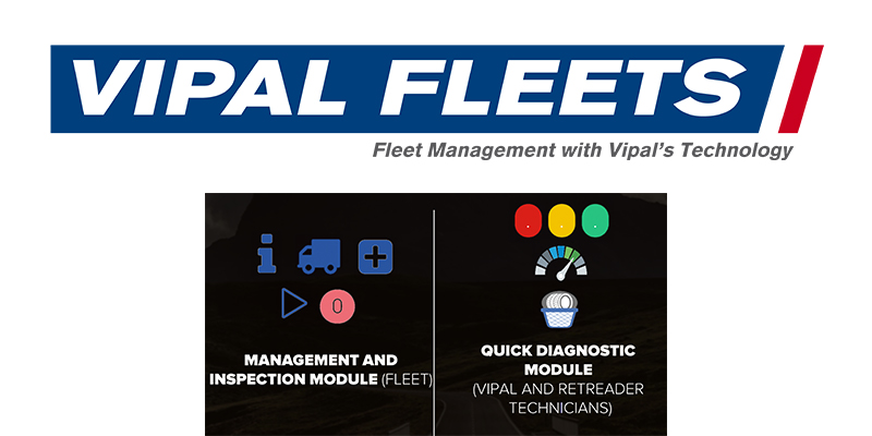 Vipal Fleets Vipal Rubber tire management