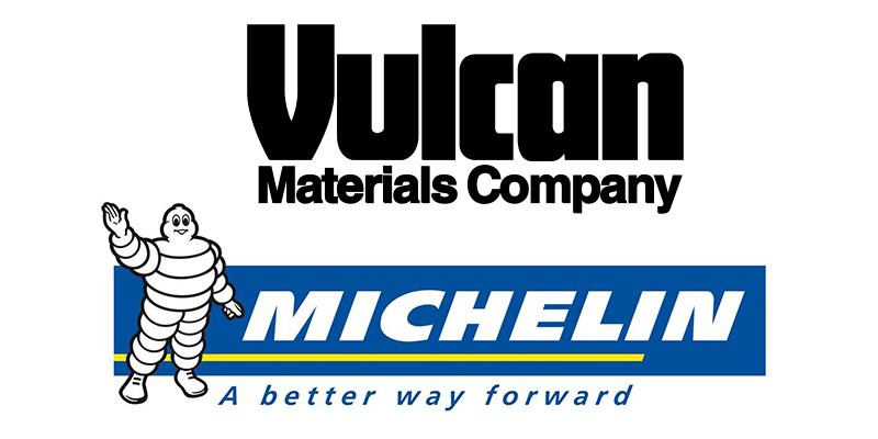 Vulcan Materials Company Michelin Supplier Award