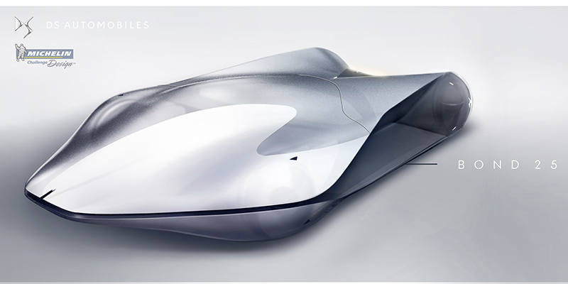 Michelin Challlenge Design Winner