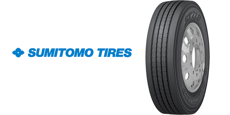 Sumitomo commercial all-position tire