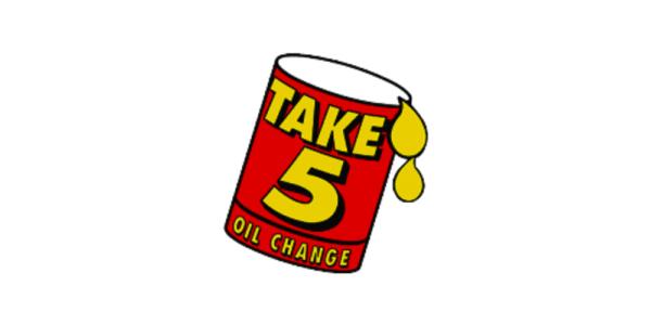 Take-5-Oil-Change-Logo