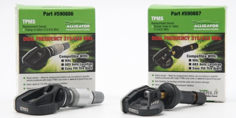 ATEQ TPMS Alligator Sens.it