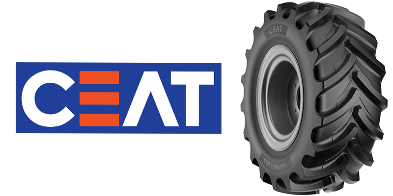 CEAT Farmax ag radial tire