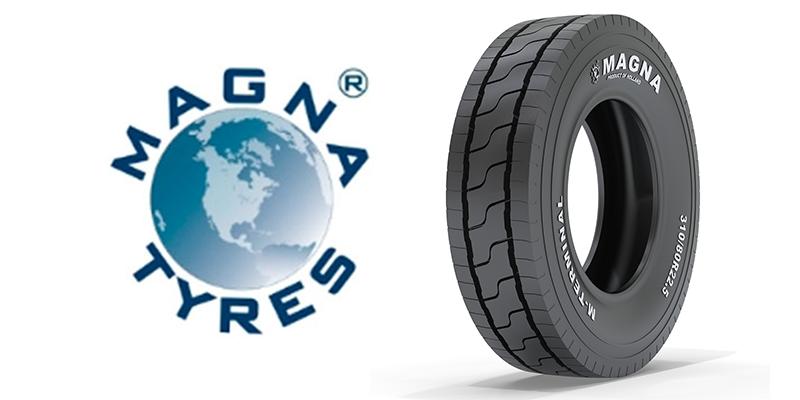 Magna Tyres M-Terminal Tire