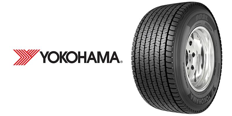 Yokohama Tire new truck tire size