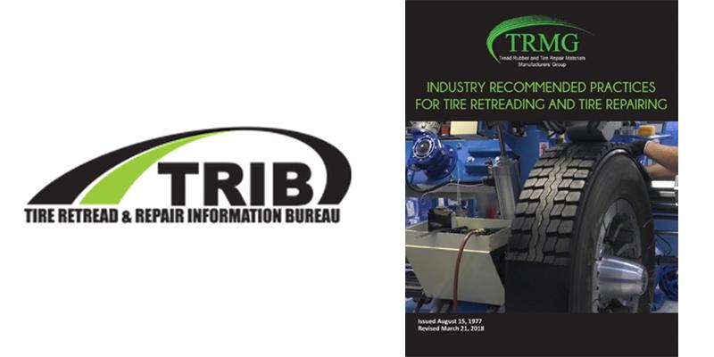 tire retreading repair best practices TRIB