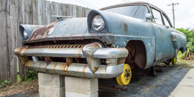 used classic car tariffs US