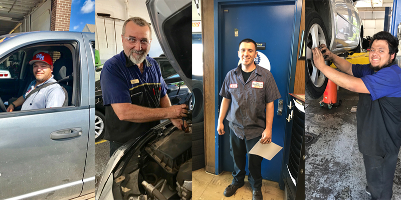 Pat's Auto Repair Tire Pros Sales Growth