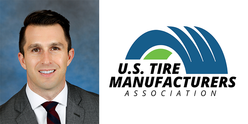 Us Tire Manufacturers Association government affairs Sean Moore