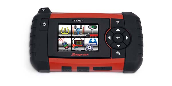 New Snap-on Introduces TPMS4 Tool
