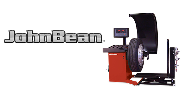 John Bean Heavy Duty Wheel balancing system