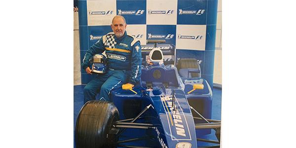 Arnie Sperling Michelin