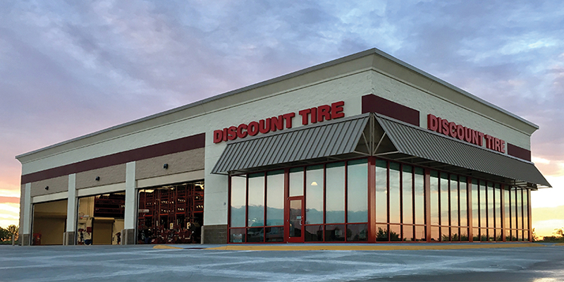 Discount Tire Store Hours >> Discount Tire Opens First Store In South Dakota