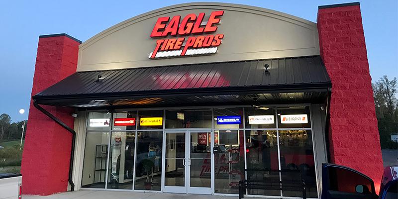 Eagle Tire Pros Store