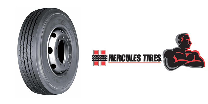 Hercules Tires Introduces New Trailer Tire To Strong Guard Line