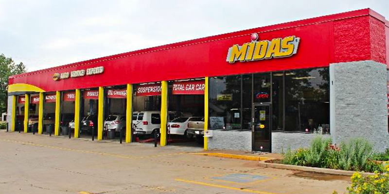 Leeds West group Midas location colorado