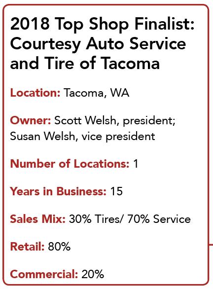 Courtesy Auto and Tire of Tacoma