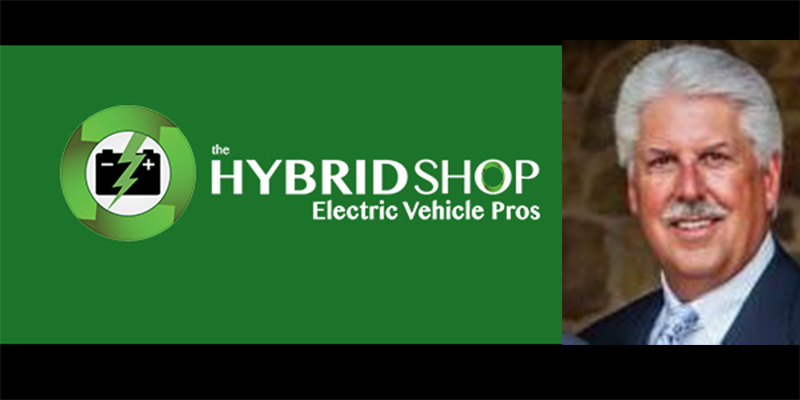 Carey Mellor The Hybrid Shop Vice President Sales Electric vehicle repair