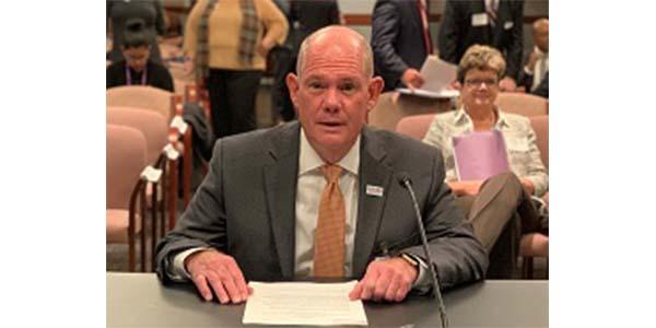 Bill Hanvey-testifying -auto care assoc