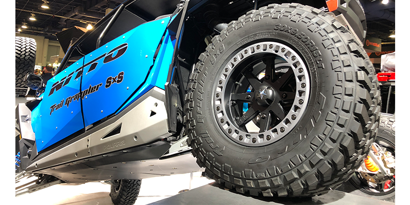 Nitto Trail Grappler sxs