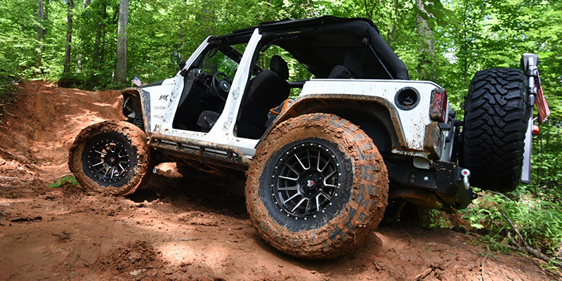 Toyo Tires Mud terrain tire