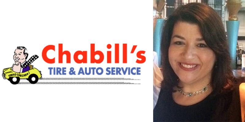 Beth Barron Chabill's Tire Auto Service CEO