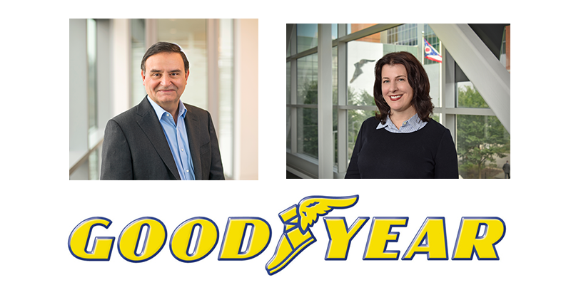Goodyear Bellissimo Duda leadership changes